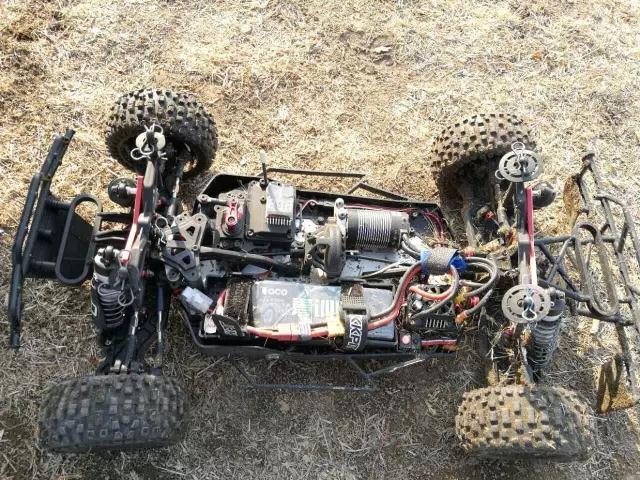 格氏青训电池赛车