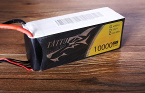 Tattu 10000mAh 25C 22.2V 通用无人机电池