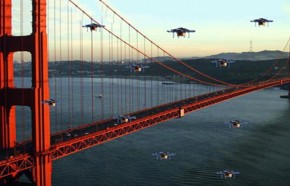 无人机送快递就是空投?谷歌已获送快递专利