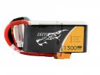 Tattu 1300mAh 14.8V 75C 4S1P FPV电池