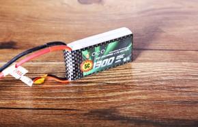 格氏ACE 1300mAh 25C 7.4V 航模电池