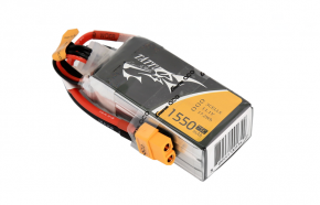 Tattu 1550mAh 11.1V 75C 3S1P FPV电池
