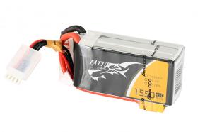 Tattu 1550mAh 11.1V 45C 3S1P FPV电池