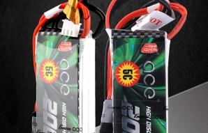 LIPO 2000mAh 5C 7.4V/11.1V 航模接收电/发射电池