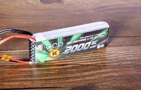 格氏ACE 2000 mAh 5C 11.1V 航模电池