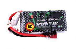 格氏航模锂电池1000mAh