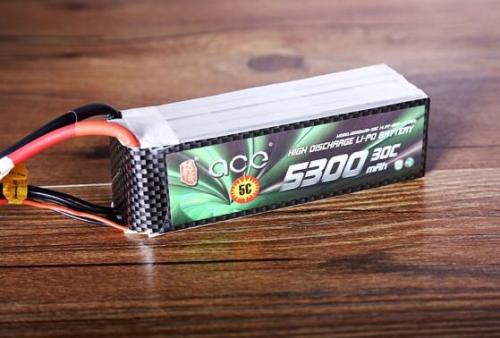 聚合物电池产品图片