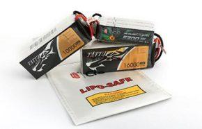 格氏锂电池防爆袋 资深玩家锂电安全装备