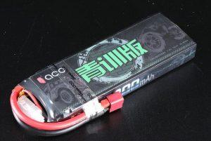 遥控车用电池