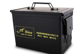 格氏锂电池防爆箱 锂电池阻燃防水密封铁箱
