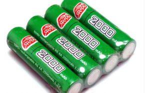 5号镍氢动力电池-AA镍氢充电电池-格氏ace电池