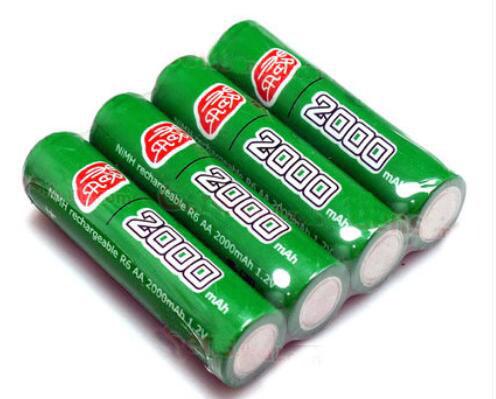 5号镍氢动力电池-AA镍氢充电电池
