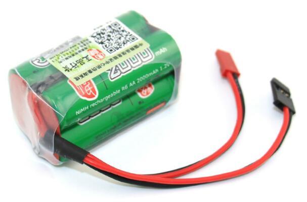 5号AA镍氢动力电池组