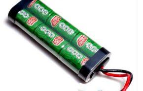 3300mAh 7.2V镍氢动力电池组-格氏ace
