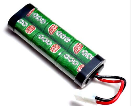 3300mAh 7.2V镍氢动力电池组