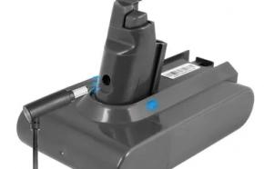 格氏TATTU dyson戴森吸尘器V6锂电池DC62 58 74替换配件3000mA