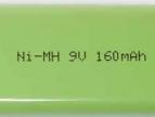镍氢电池的规格说明