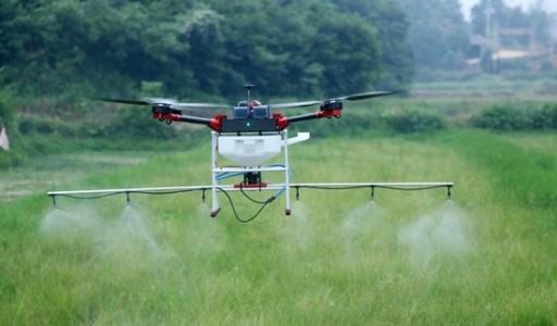 多轴农用无人机