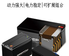模块化电池