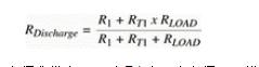 电池组均衡公式