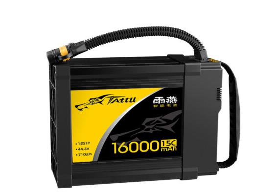智能无人机电池16000mAh-15C-12S1P_TATTU