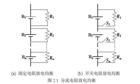 均衡充电电路