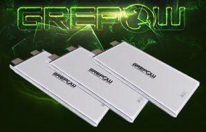 高倍率放电磷酸铁锂电池
