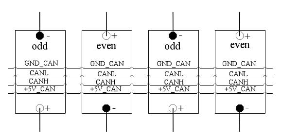 电池保护板主动均衡电路