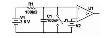 RC充电电路