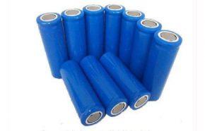 18650锂离子电池基本构造