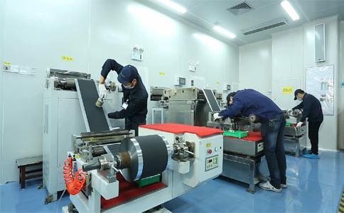 锂电池电芯生产厂家