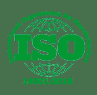 ISO14001电池认证