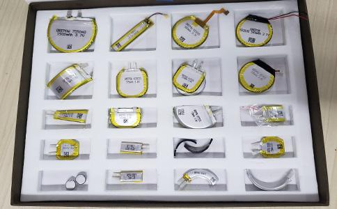 锂电池形状参考图