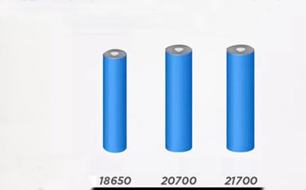 18650电池与21700电池哪个好