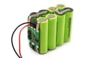 18650锂电池组组装方法