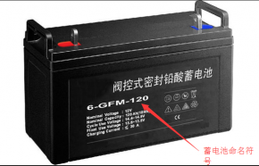 蓄电池型号详解