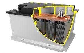 阀控式铅酸蓄电池的优势