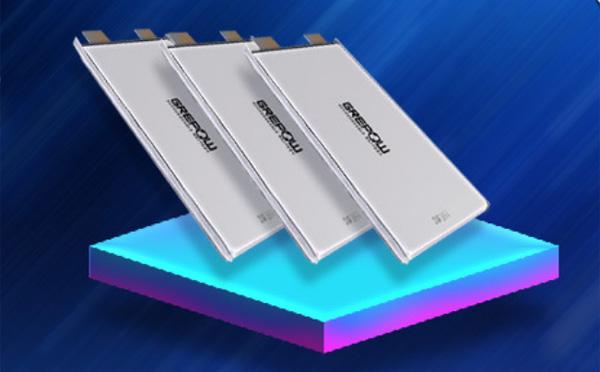 高倍率动力锂电池