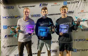 2020 fpv无人机MultiGP冠军赛