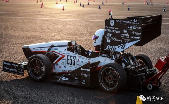 大学方程式电动赛车比赛