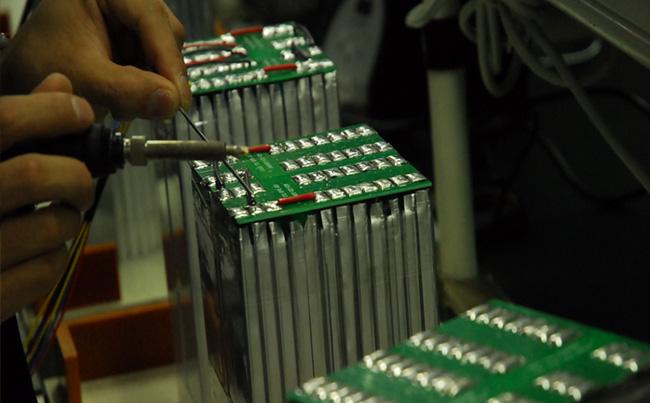 聚合物动力锂电芯
