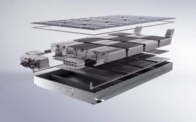 动力锂电池冷却系统