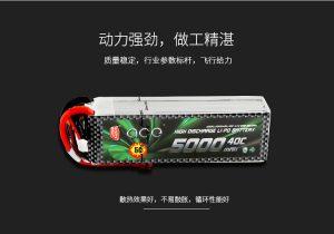 航模锂电池