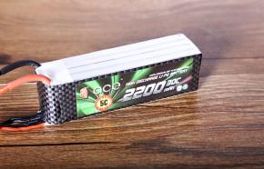 格氏ACE 2200mAh 30C 14.8V 航模电池
