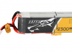 Tattu 2300mAh 11.1V 45C 3S1P FPV电池
