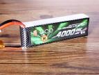 格氏ACE航模电池_4000mAh 25C 11.1V大型固定翼飞行器电池