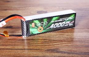 格氏ACE 4000mAh 25C 11.1V 航模电池