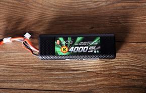 格氏ACE 4000mAh 25C 7.4V 车模电池