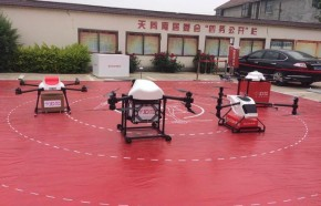 京东率先实现全球第一单无人机送货