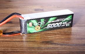 5000mAh固定翼无人机大容量航模电池